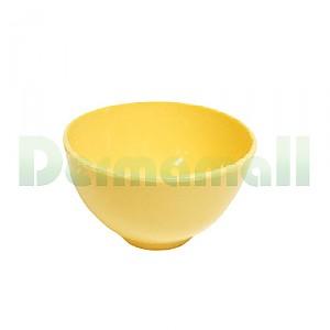 석고볼(노랑색) (중)