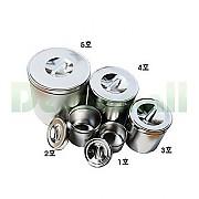 스폰지캔 (Dressing Jar) 2호 (88*90mm)