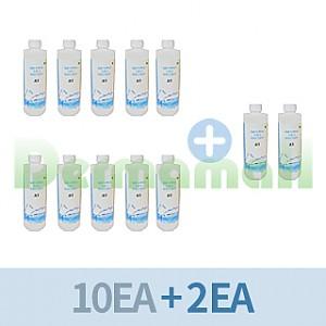 아쿠아필 솔루션(Aqua Feel)  10 + 2 할증행사