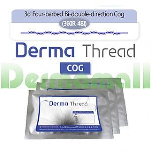 ★신제품★ PDO 녹는실 (코그실) Derma Thread(더마쓰레드)_Cog 360R 4BI(코그 포바이)