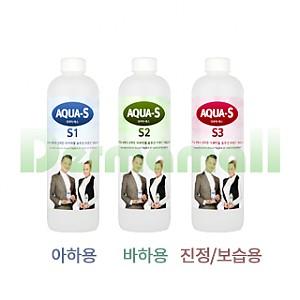 [20+5 할증행사]아쿠아필 솔루션 아쿠아 에스+PE마스크 3개