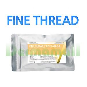 Fine Thread(파인쓰레드) Cannula cog(캐뉼라 코그)_1PACK=20EA)