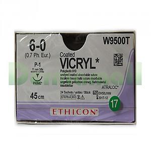 봉합사 바이크릴(에치콘) 2-0 W9246