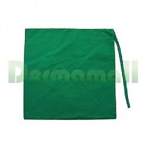 기구포(소독포) 2P, 150*150 (Green)