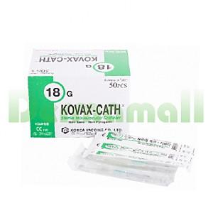[한국백신]정맥카테타 (IV Angio Plus Catheter) 18G (1.25인치)
