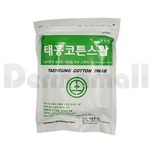 태흥 알코올코튼스왑 탈지면160g-약액995ml(약620매)